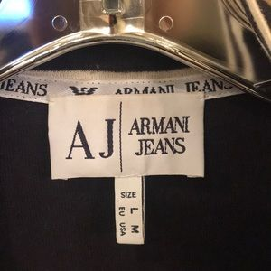 Armani Jeans Sweaters - Armani Jeans zip sweater